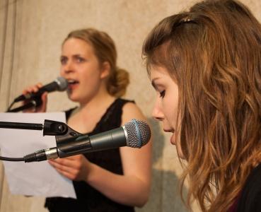 Sang og stemmetræning
