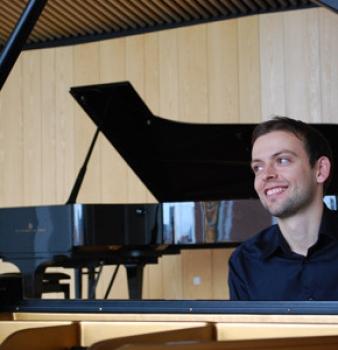 Klassisk klaverkoncert: Jakob Alsgaard Bahr
