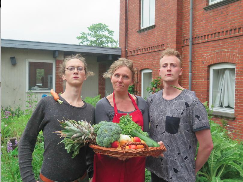 Søren og Jakob har begge levet som veganerer på Højskole.